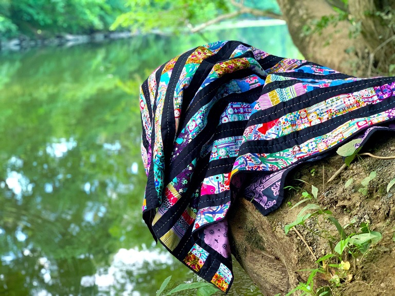Handquilted Conservatory Quilt