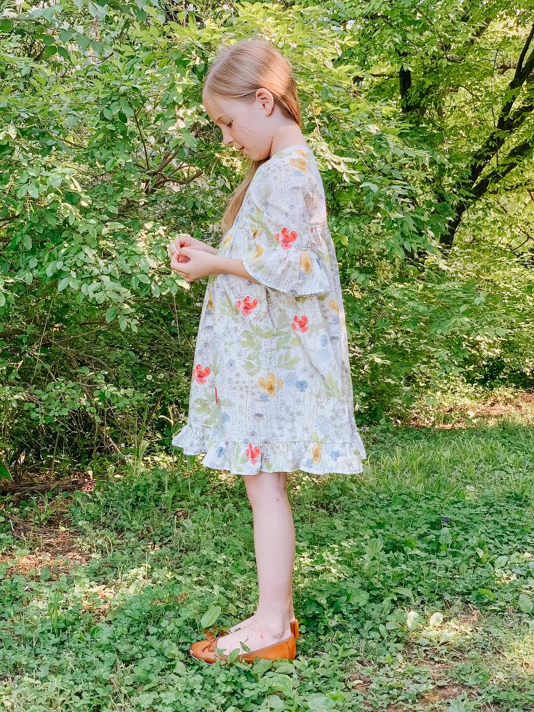 Liberty Irma Easter Dress