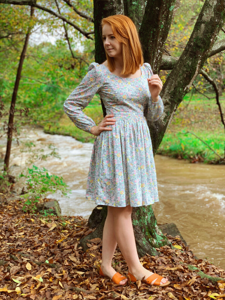 Liberty of London Betsy PX Michelle My Belle Dress