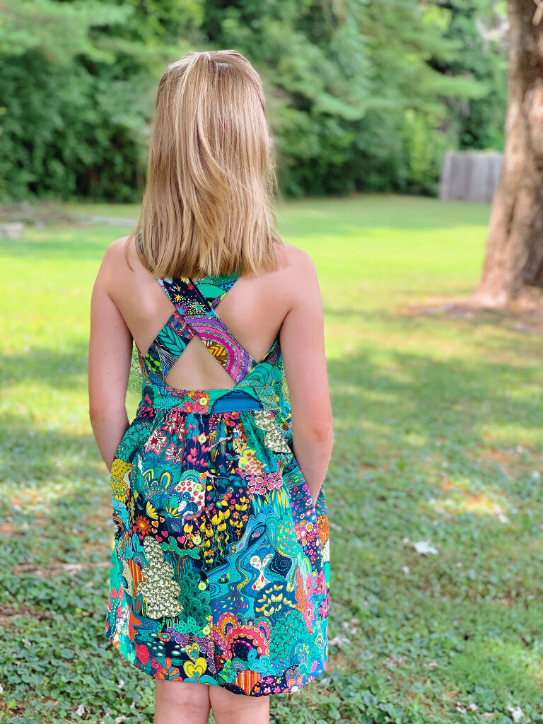 Xanadu fabric by Sally Kelly for Windham