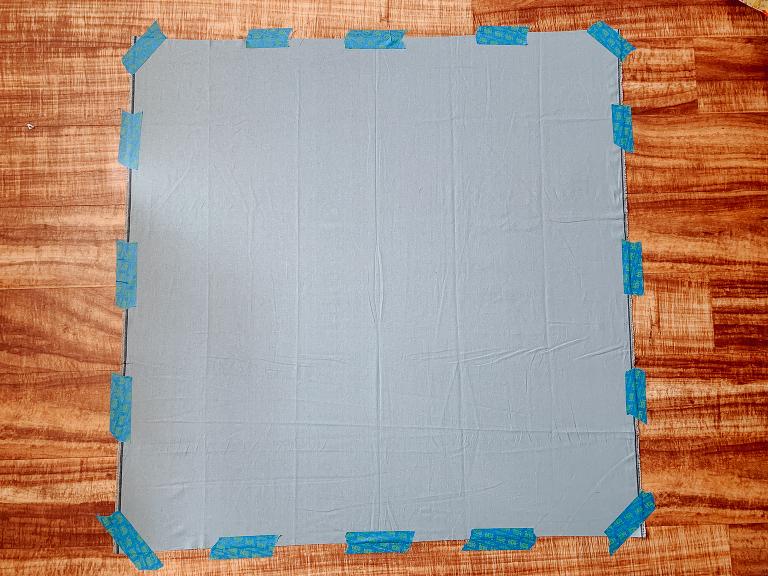 Beginner Quilt Series : baste and quilt