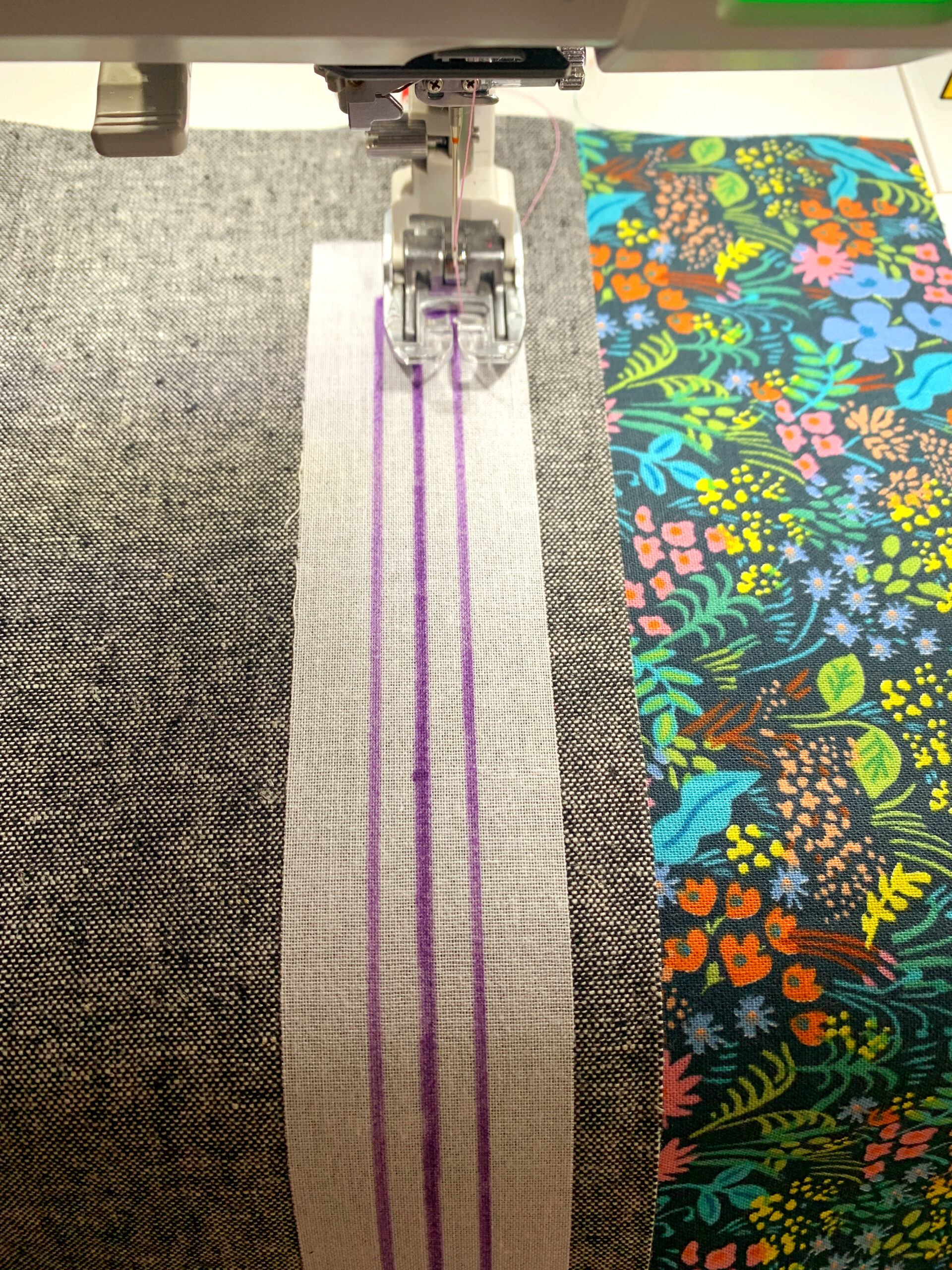 hidden zipper pocket tutorial